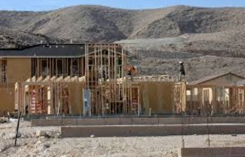 Summerlin North New Home Construction