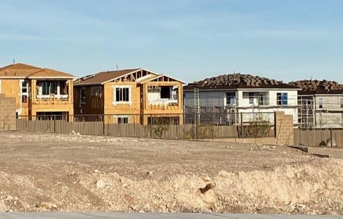 New Construction in Las Vegas