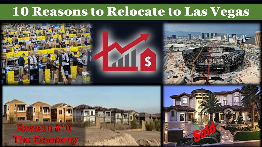 10 reasons To Relocate to Las Vegas Kurt Grosse