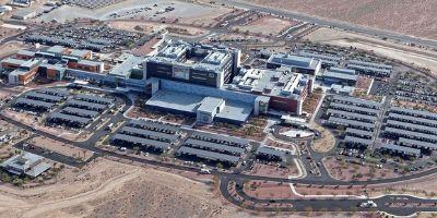 NLV VA Hospital aerial