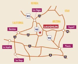 laughlin map