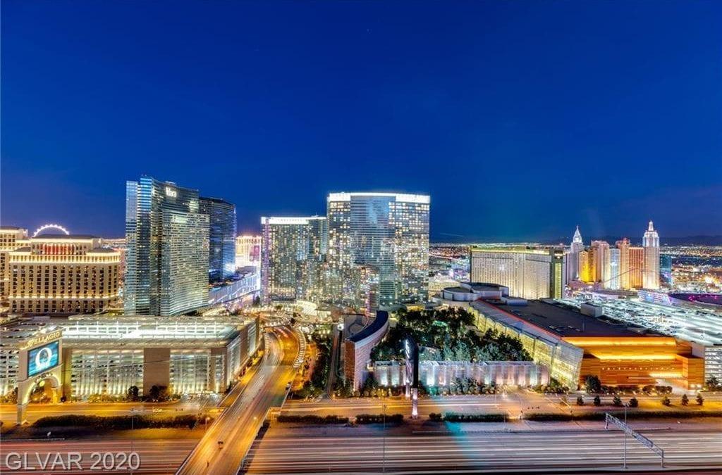 High Rise Condos On The Las Vegas Strip