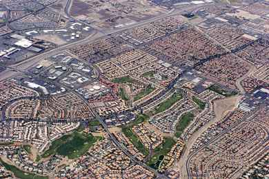 las vegas master planned communities