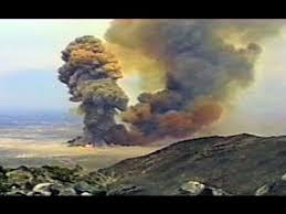 Henderson's Pepson Explosion 2nd blast