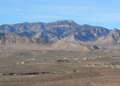 sandy valley aerial