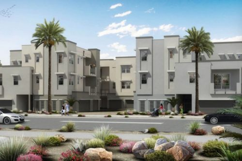 condo townhouse in Summerlin