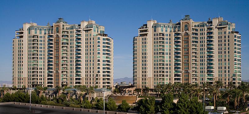 Summerlin high rise condominiums