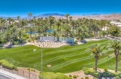 Golf Course Homes Landing Page