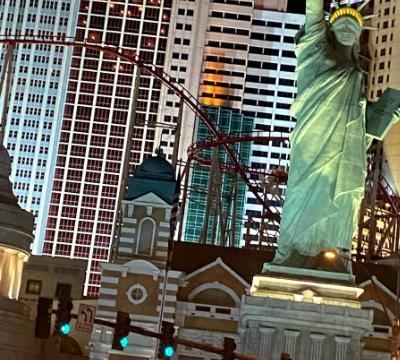 Las Vegas Corona Lockdown