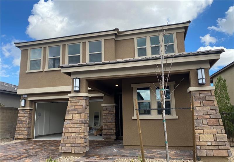 Las Vegas new home builders