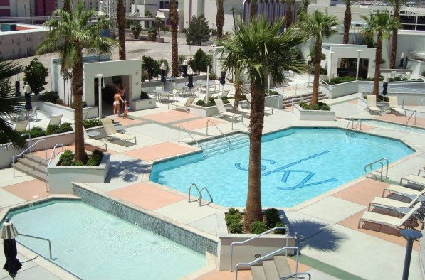 pools at sky las vegas