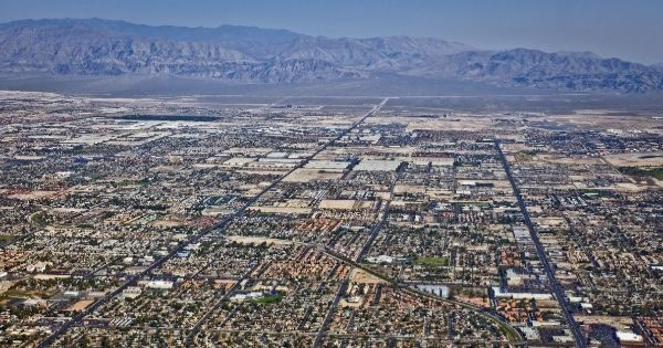 las vegas valley areas homes and houses
