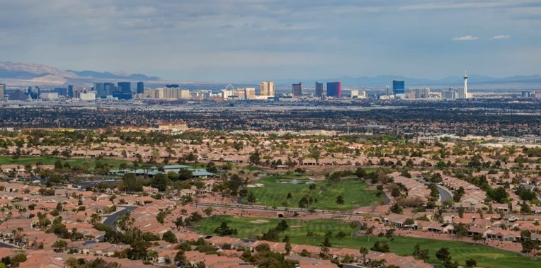 Golf homes for sale in Henderson 55+