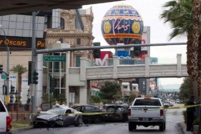 tourists car crashes raise insurance in Nevada