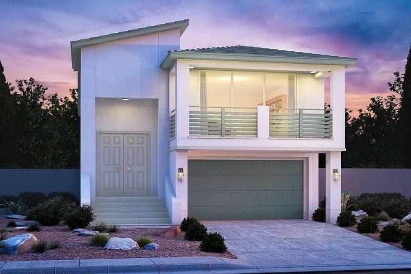 Henderson Lennar houses