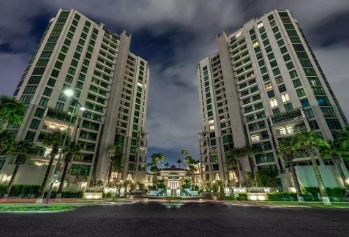 park towers high rise condominiums luxury