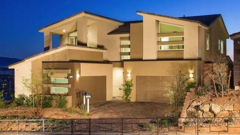 Las Vegas new construction homes Realtor