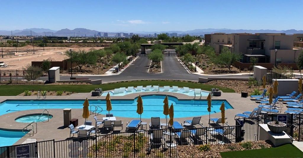 Summerlin Las Vegas NV retiree