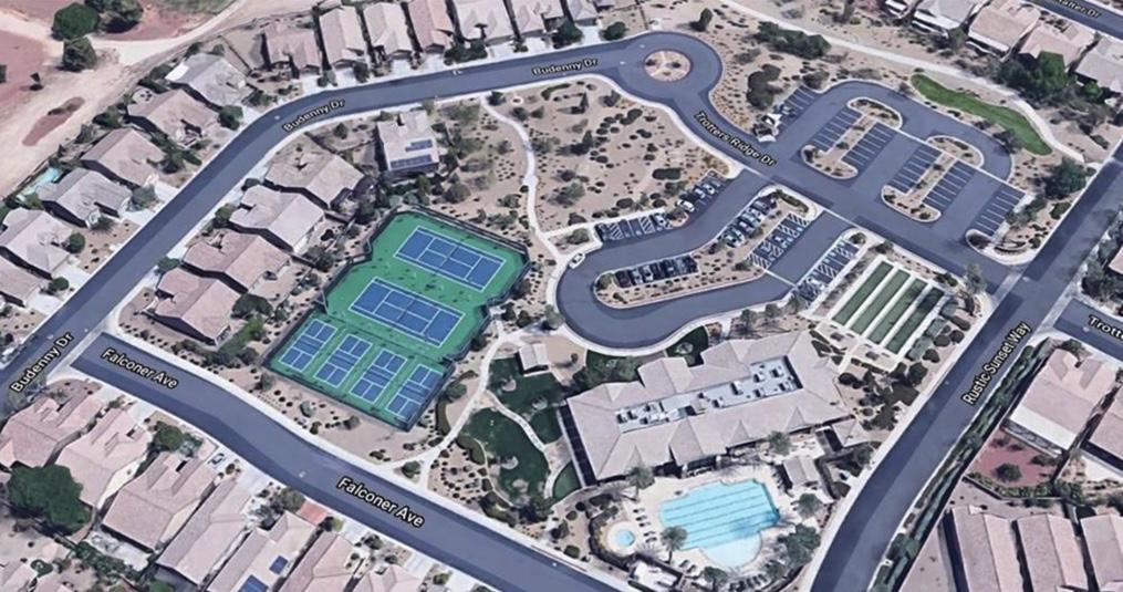 Las Vegas Retirement communities 55+ seniors