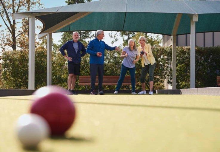 Fun Retirement Living Age restricted Solera