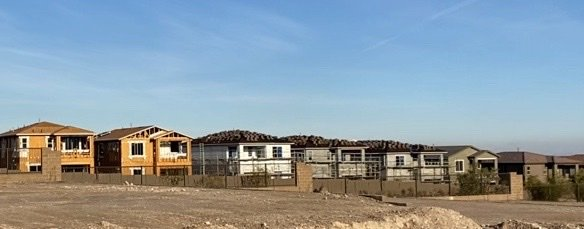Buying A New Construction Home - About 16 Vegas Builders