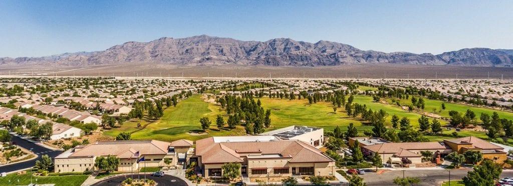 homes for senior citizens neighborhoods North Las Vegas Henderson