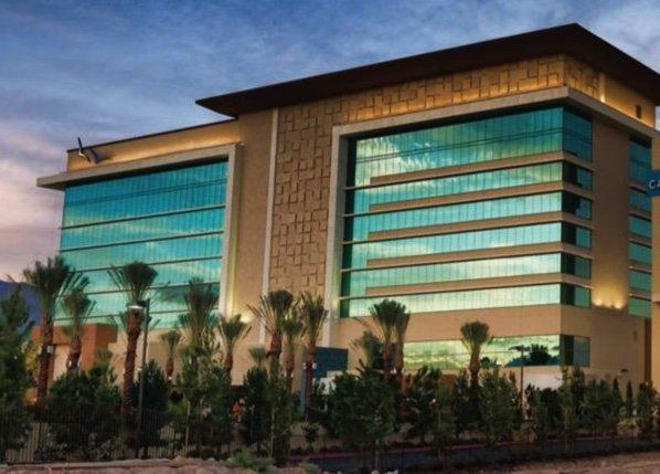 Boyd Gaming Aliante hotel and casino