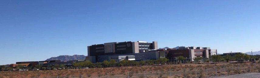 Del Webb North Ranch Ardiente North Las Vegas VA Hospital Medical Center Rehab- Long-term care facility