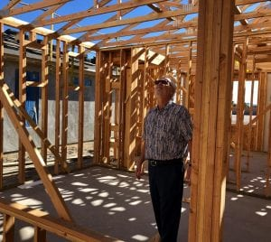 new construction homes realtor Kurt Grosse The Protector Monitoring construction new home builders