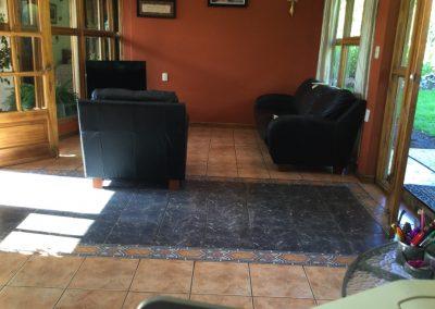 Costa Rica living room