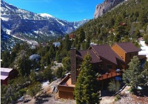 Mt. Charleston Homes and Cabins For Sale