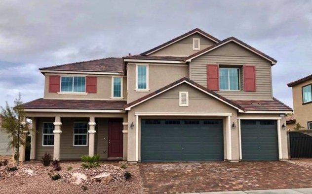 Brand new homes Boulder City Nevada homes for sale