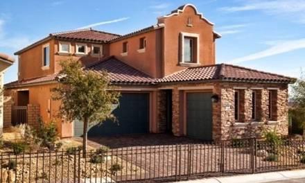 Brand New Construction Homes Energy efficient Model Las Vegas