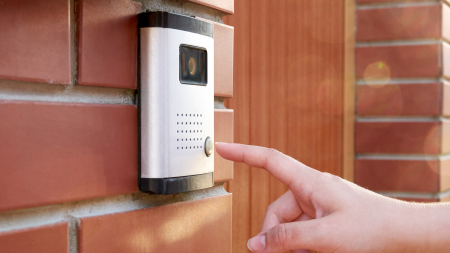 Smart home technology in an existing house