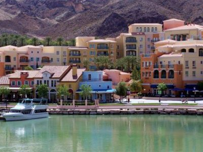 lake Las Vegas homes for sale waterfront community condos homes 55+ Del Webb