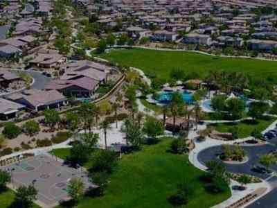 master planned communities in Las Vegas henderson and North Las Vegas zoning plan community