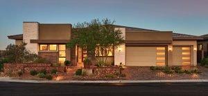 Richmond American Homes Las Vegas builder model
