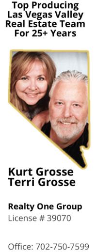 Terri and Kurt N. Las Vegas